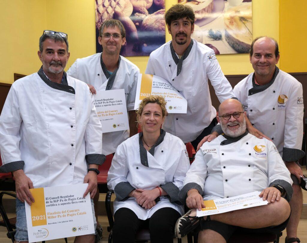 Finalistes pa de pagès català