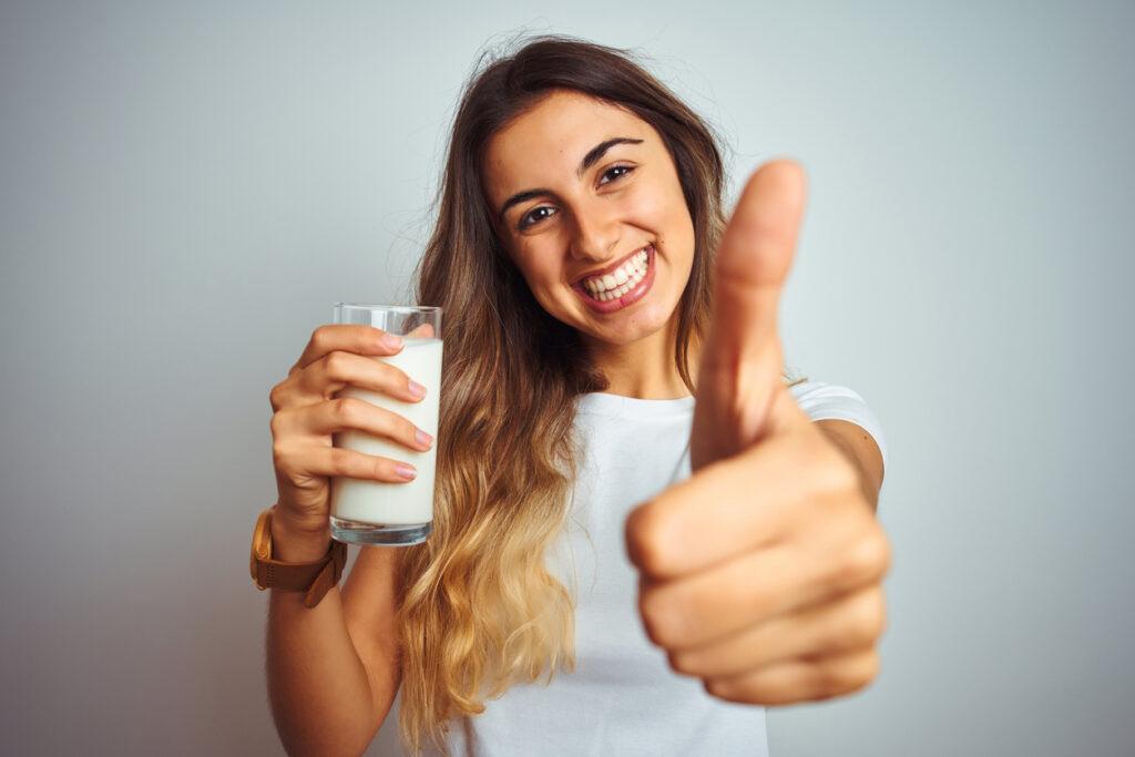 Beneficis de la lactosa